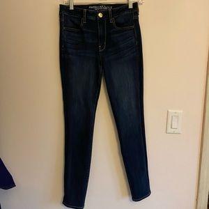 American Eagle Blue Denim Jeans